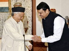 Devendra Fadnavis Oath 'Drama To Protect Rs 40,000 Crore': BJP Leader