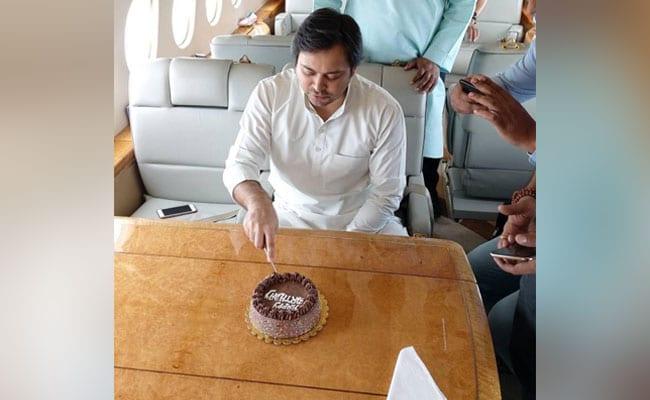'Man Who Sells Milk...': Tejashwi Yadav After Trolling Over Birthday Pic