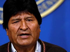 Bolivia President Evo Morales Resigns After Losing Backing Of Security Forces