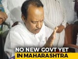 Video : Sanjay Raut Dialled Me, Says Ajit Pawar Amid Sena's Talk Of Options