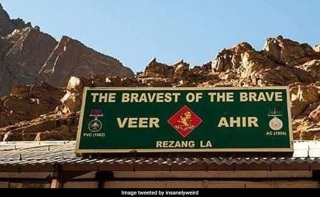 मेजर शैतान सिंह ने बचाया था लद्दाख, चीन के 1300 सैनिकों को 120 भारतीय जवानों ने चटाई थी धूल