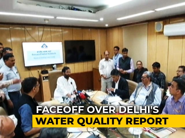 Video : Water Quality Study: Delhi's Tap Water 'Unsafe'