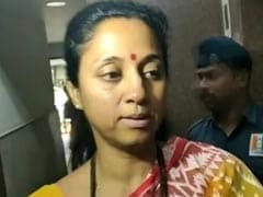 """""""India Completely Polarised"""": Supriya Sule Hits Out At Centre"""