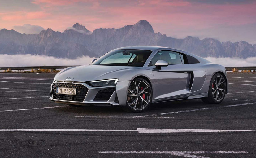 The Audi R8 V10 RWD can go from 0-100 kmph in 3.7 seconds
