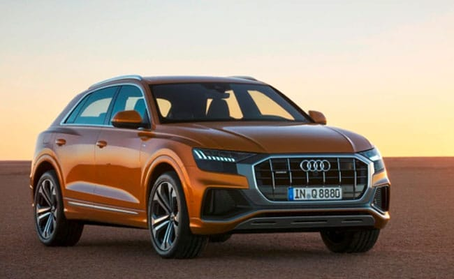 Audi will only launch new models or new generation models in India.