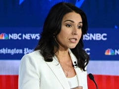 Kamala Harris, Tulsi Gabbard Spar At US Democratic Presidential Debate