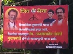 महाराष्ट्र : शिवसेना ने उद्धव को सीएम बनाने की इच्छा के होर्डिंग लगाए, बीजेपी में भी 'इच्छा' पर मंथन जारी