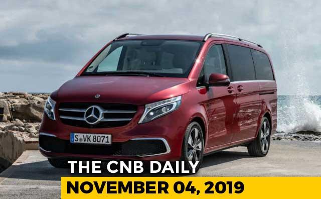 Video : Mercedes-Benz V-Class Elite, Audi Q5&Q7 Price, Mahindra EV Sales