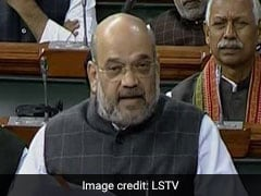 'Riding At 100 km/hr': Amit Shah's Veiled Dig At Rahul Gandhi In SPG Row