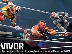 WWE में ब्रॉक लेसनर की कुर्सी और डंडों से हुई पिटाई, रे मिस्टीरियो ने ऐसे लिया बदला... देखें VIDEO