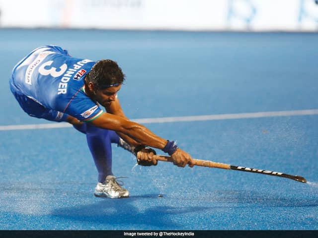 Indian Mens Hockey Team Pooled With Defending Champions Argentina In Tokyo Olympics