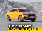 Video : Great Wall, Car Sales, Audi Q8