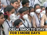 "Video : Delhi A ""Gas Chamber"", Says Arvind Kejriwal; Government Distributes Masks"
