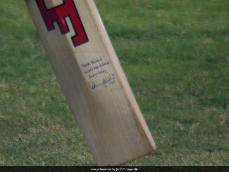 Virat Kohli Or Vinod Kambli? Twitter Divided On Who Autographed Prithvi Shaws Bat