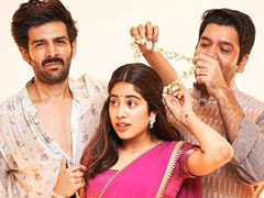 Janhvi Kapoor And Kartik Aaryan's <i>Dostana 2</i> Shoot Cancelled In Delhi. Because, Pollution