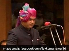 """""""Will Contest Again And Win,"""" Says Maharashtra Minister Jaykumar Rawal"""