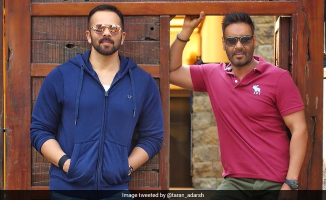 Ajay Devgn And Rohit Shetty All Set For Golmaal 5 Because 'It's Fun Unlimited'