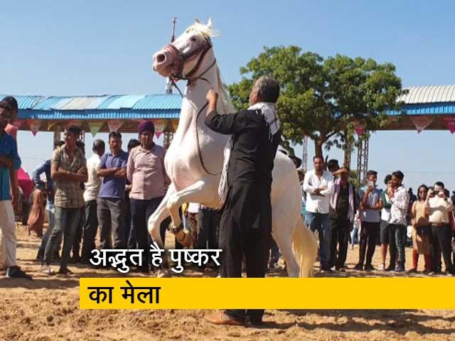 Videos : Sponsored: अपनी सांस्कृतिक विविधता के लिए मशहूर है राजस्थान का पुष्कर शहर
