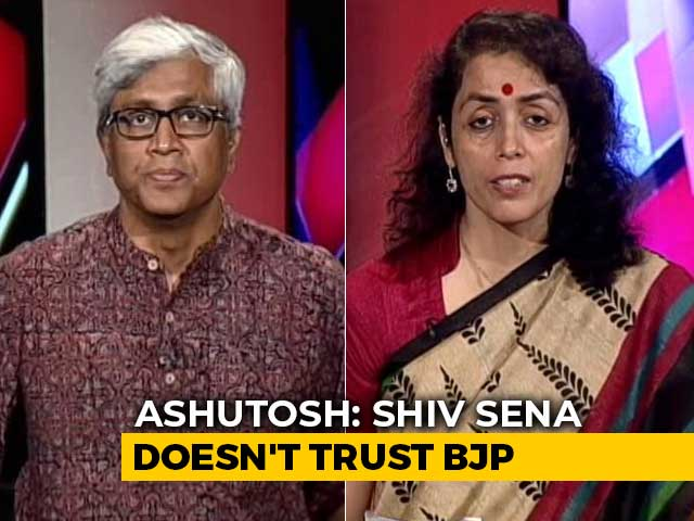 Video : Will BJP-Shiv Sena's Uneasy Alliance Translate Into An Unstable Government?