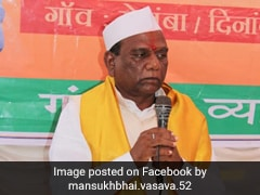 """""""Ayodhya Verdict In Our Favour As BJP In Centre"""", Says Gujarat MP Mansukh Vasava"""