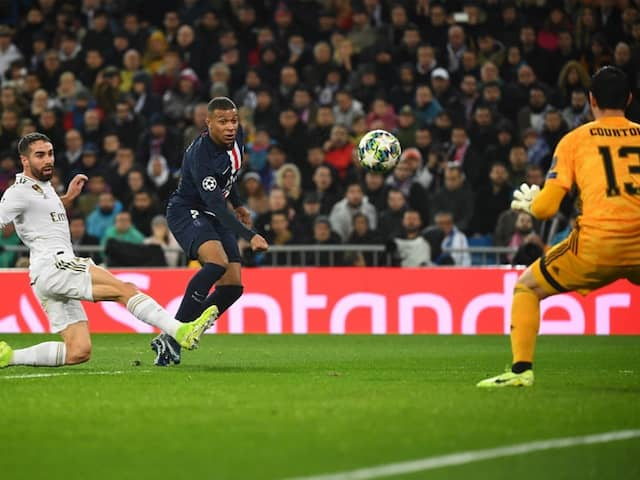 Champions League: Kylian Mbappe Stars As Paris Saint-Germain Snatch Dramatic Draw At Real Madrid