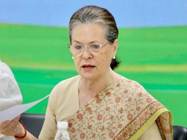 महाराष्ट्र को लेकर सोनिया गांधी का निशाना: गवर्नर ने PM और गृहमंत्री के निर्देश पर किया काम, लोकतंत्र को खत्म करने की हुई कोशिश