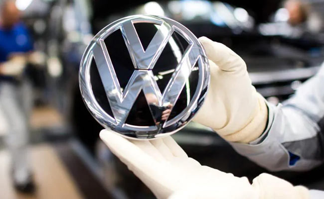 Volkswagen's charges also included two counts of providing misleading information