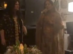 Neena Gupta Sang At A Party. Watch Her Killing It