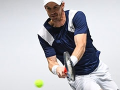 Andy Murray Cancels Pre-Season Training Due To Injury: Report