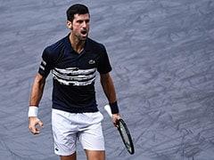 Paris Masters: Novak Djokovic Beats Grigor Dimitrov To Set Up Possible Rafael Nadal Final