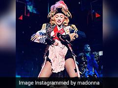 अमेरिकी पॉप सिंगर मैडोना ने कहा, मैं कोरोनो वायरस से संक्रमित थी, लेकिन अब ठीक हूं