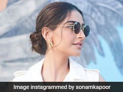 A Chic White Dress Is Always Right, Proved By Sonam Kapoor