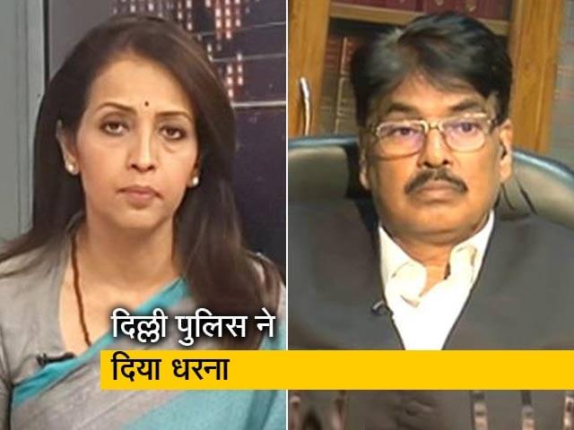 Video : हॉट टॉपिक: दिल्ली में कानून और व्यवस्था आमने-सामने