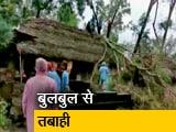 Videos : 'बुलबुल' से ओडिशा में भारी बारिश, पेड़ और बिजली के खंभे उखड़े