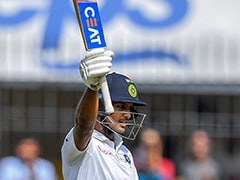 India vs Bangladesh: Mayank Agarwal Scores 2nd Double Century To Extend India's Dominance