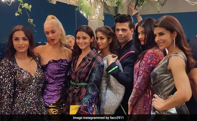 Inside Karan Johar's Party For Katy Perry: Aishwarya Rai Bachchan, Alia Bhatt, Anushka Sharma, Kajol, Vijay Deverakonda And Many, Many More
