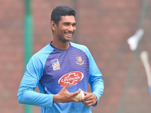 "India vs Bangladesh: ""Will Continue Loving Shakib Al Hasan"", Says Mahmudullah"