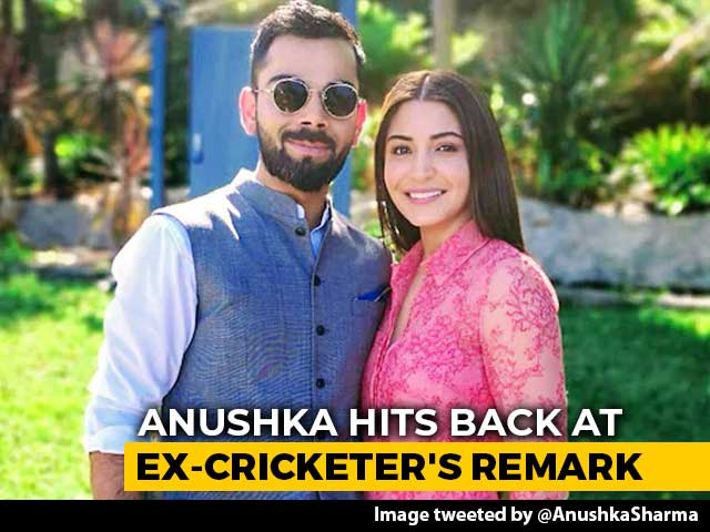 "Video : ""For The Record, I Drink Coffee"": Anushka Sharma On Ex-Cricketer's Claim"