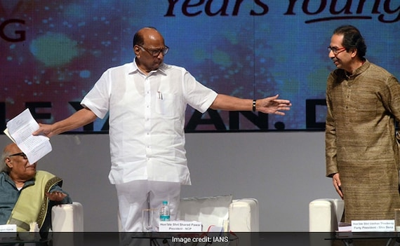 Sharad Pawar Asks Uddhav Thackeray To Be Chief Minister In Meet: Sources