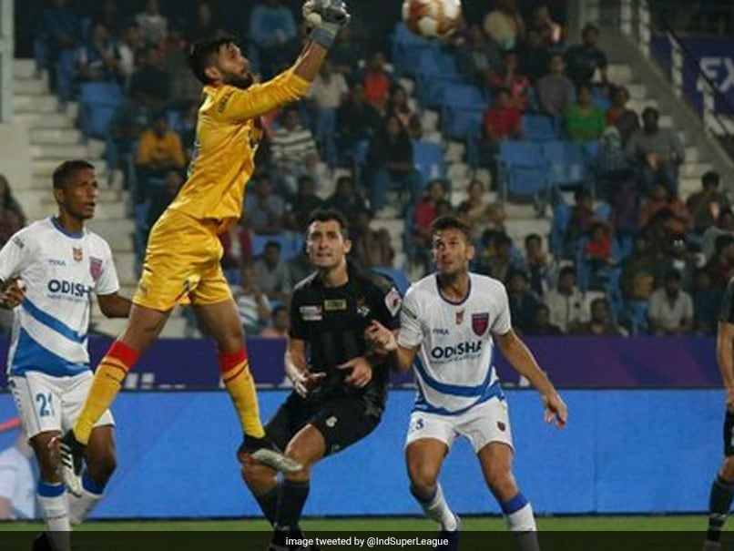 ISL: ATK Stay On Top Despite Playing Goalless Draw Against Odisha FC