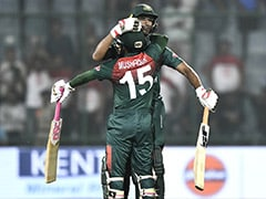 Mushfiqur Rahim Stars As Bangladesh Register First-Ever T20I Win Against India