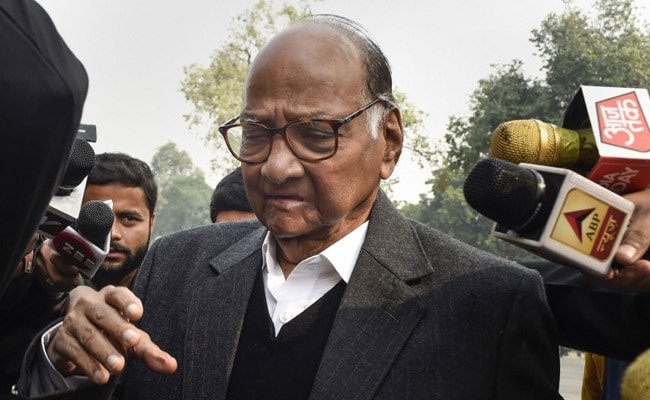 Sharad Pawar 'Outwitted Chanakya Of Politics': NCP Leader's Dig At BJP