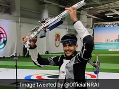 Angad Bajwa, Mairaj Khan, Aishwary Tomar Win Medals, India Secure Record 15 Olympic Quotas