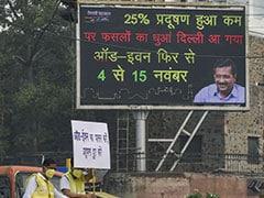 """""""What Will Odd-Even Achieve?"""" Supreme Court Grills Delhi Over Pollution"""