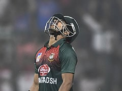 Two Bangladesh Players Vomited During 1st T20I In New Delhi Due To Poor Playing Conditions