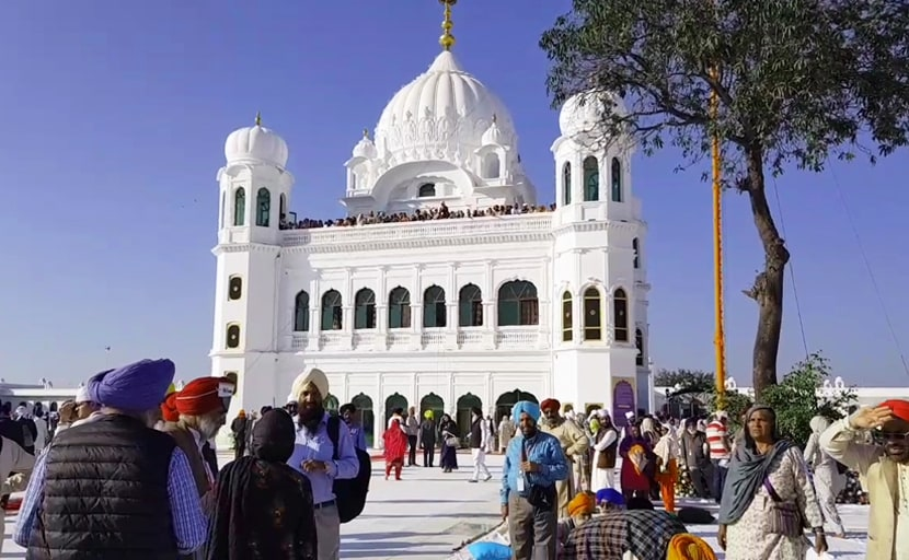 Indian Woman Tries To Flee With Pak Friend Via Kartarpur Corridor: Report