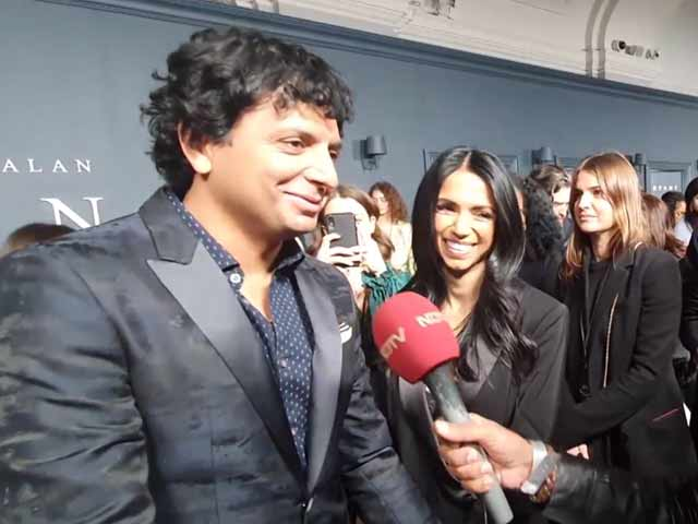 I've Thought About Making A Movie In India: M Night Shyamalan