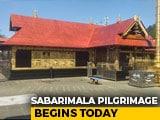 "Video : ""No Place For Activism,"" Says Kerala As Sabarimala Opens Today"