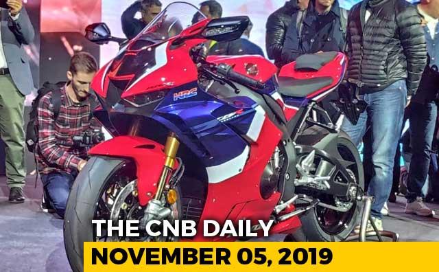 Mahindra XUV300 Recall, MG ZS EV Teased, 2020 Honda CBR1000RR-R