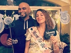 Pics From Raghu Ram's Wife Natalie Di Luccio's Dreamy Baby Shower